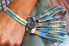 Contact info@wings4warriors.org.uk to order your W4W goodies!